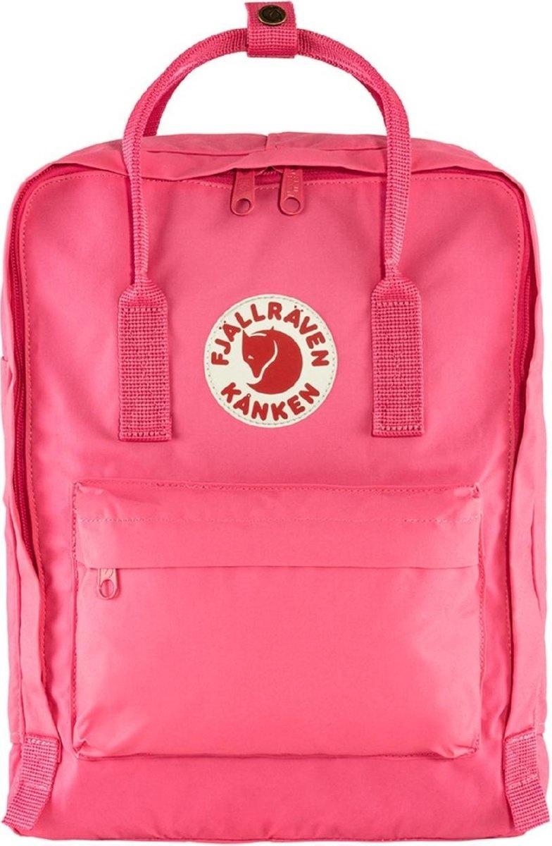 Fjallraven Fjallraven Kanken rugzak Flamingo Pink rugtas fjall raven