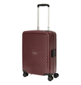 Travelite Terminal Spinner 55 cm handbagagekoffer - Dark Berry