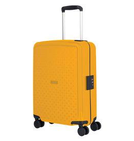 Travelite Terminal Spinner 55 cm handbagagekoffer - Yellow