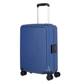 Travelite Terminal Spinner 55 cm handbagagekoffer - Navy
