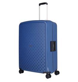Travelite Terminal Spinner 76 cm grote maat koffer - Navy