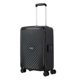 Travelite Terminal Spinner 55 cm handbagagekoffer - Black