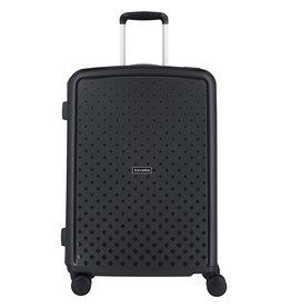 Travelite Terminal Spinner 67 cm middenmaat koffer - Black