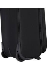 Travelite Cabin 2 Wiel Trolley S Expandable handbagagekoffer black