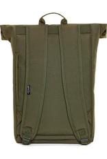 Lefrik Lefrik Roll Top backpack - Eco Friendly - Recycled Materiaal - Olive