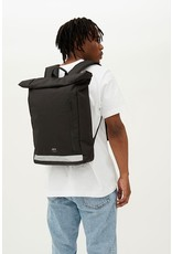 Lefrik Lefrik Roll Top backpack - Eco Friendly - Recycled Materiaal - Reflective Rust