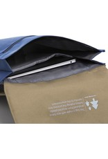 Lefrik Lefrik Handy Laptop Rugzak - Eco Friendly - Recycled Materiaal - 15 inch - Multi Ink