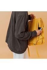 Lefrik Lefrik Handy Laptop Rugzak - Eco Friendly - Recycled Materiaal - 15 inch - Mustard