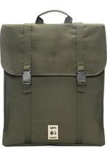 Lefrik Lefrik Handy Laptop Rugzak - Eco Friendly - Recycled Materiaal - 15 inch - Olive
