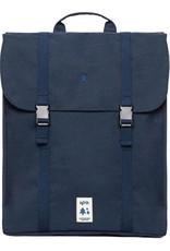 Lefrik Lefrik Handy Laptop Rugzak - Eco Friendly - Recycled Materiaal - 15 inch - Navy