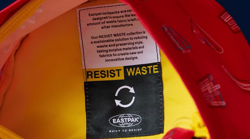 Eastpak Eastpak Padded Pak'r - Resist Waste - W10