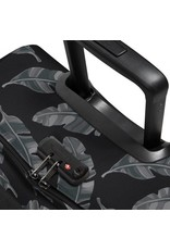 Eastpak Eastpak Tranverz S Brize Leaves Handbagage reistas met trolley en wieltjes