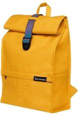 "Bold Banana Bold Banana Roll Top Rugzak met 15.6"" laptopvak - Yellow Reflex"