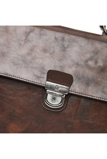 Castelijn en Beerens Castelijn & Beerens - Rien aktetas 13.3 inch laptoptas - cognac
