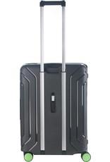 Carryon Steward -  reiskoffer - 75 cm - Dark Grey - harde koffer zonder rits