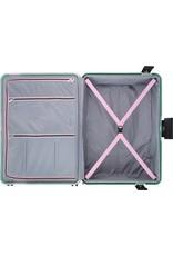 Carryon Steward -  reiskoffer - 75 cm - Mint - harde koffer zonder rits