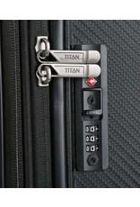 Titan Titan Compax 4 Wiel Large Trolley L - Black