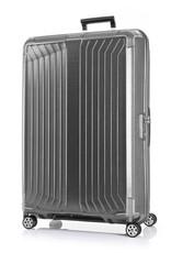 Samsonite Samsonite Lite-Box Spinner 81 Eclipse Grey - lichtgewicht grote reiskoffer  -
