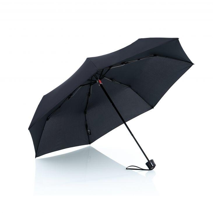 Knirps Knirps T-050 Black Windproof opvouwbare medium Paraplu