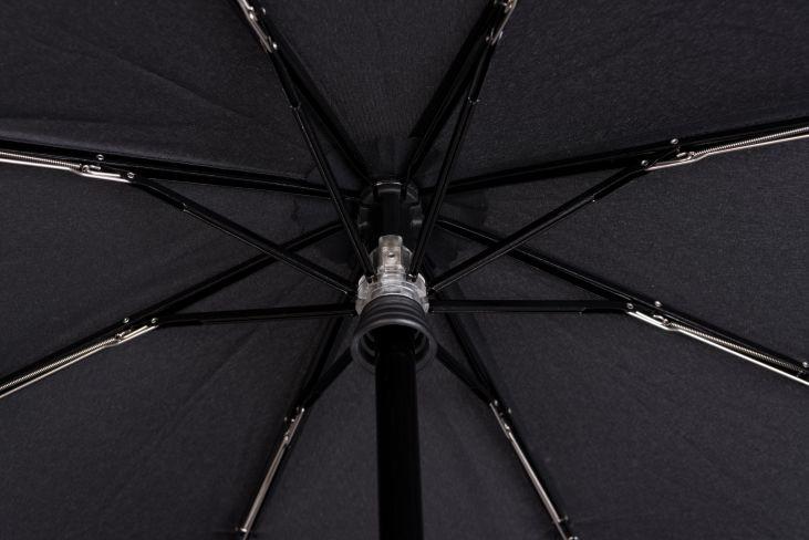 Knirps Knirps T-200 Medium Duomatic Windproof Paraplu - Regenerate Blue