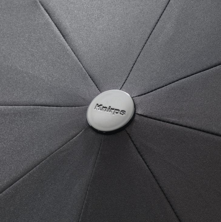 Knirps Knirps T-200 Medium Duomatic Windproof Paraplu - Regenerate Green