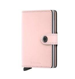 Secrid Secrid Mini Wallet Matte Pink pasjeshouder