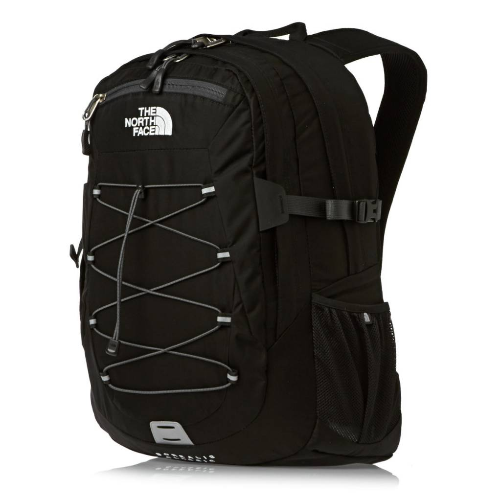 The North Face The North Face Borealis classic TNF Black oersterke rugtas met 15 inch laptop vak