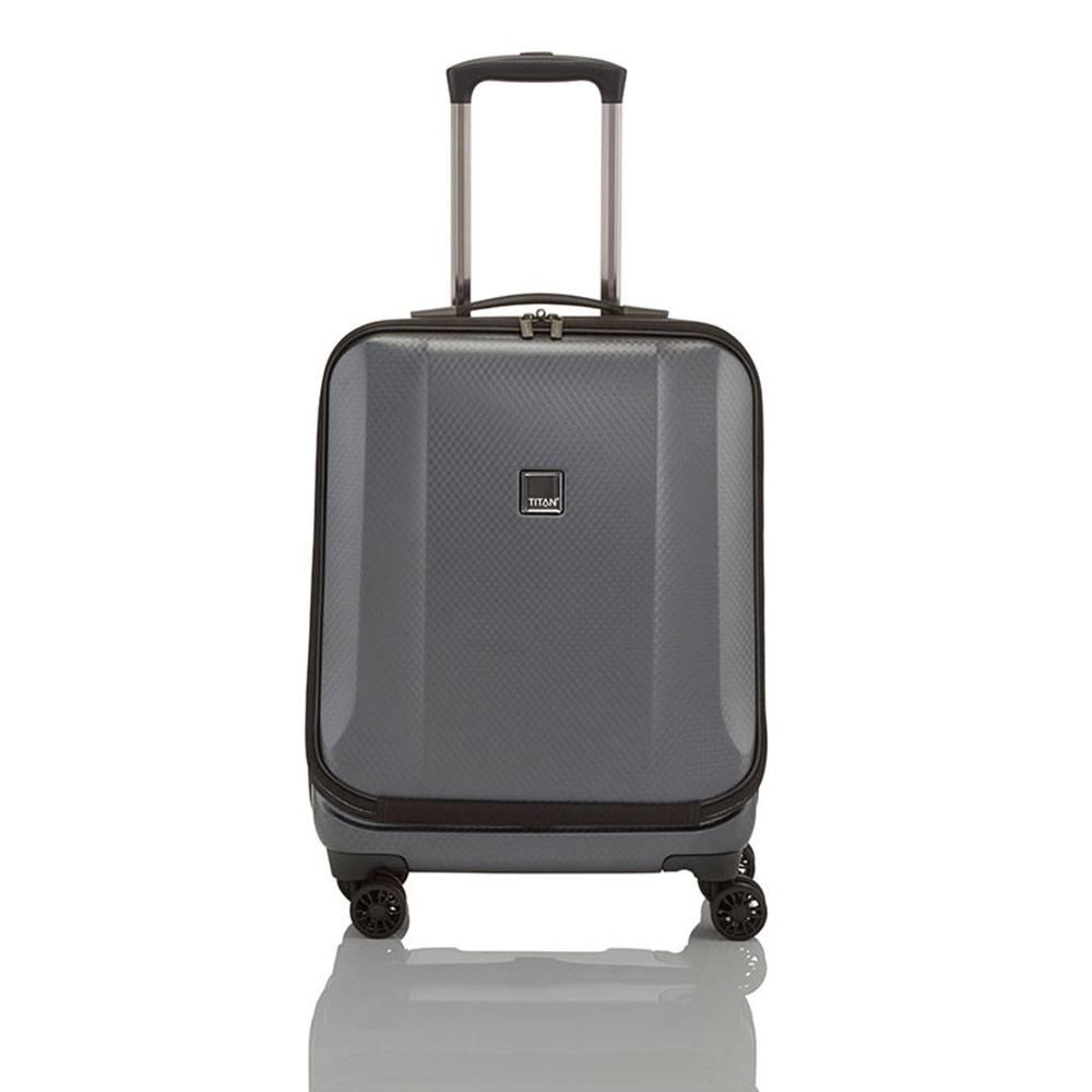 Titan Titan Xenon Deluxe Business Wheeler Graphite 55 handbagage