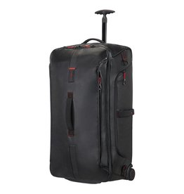 Samsonite Samsonite Paradiver Light 79 Duffel met wielen Black