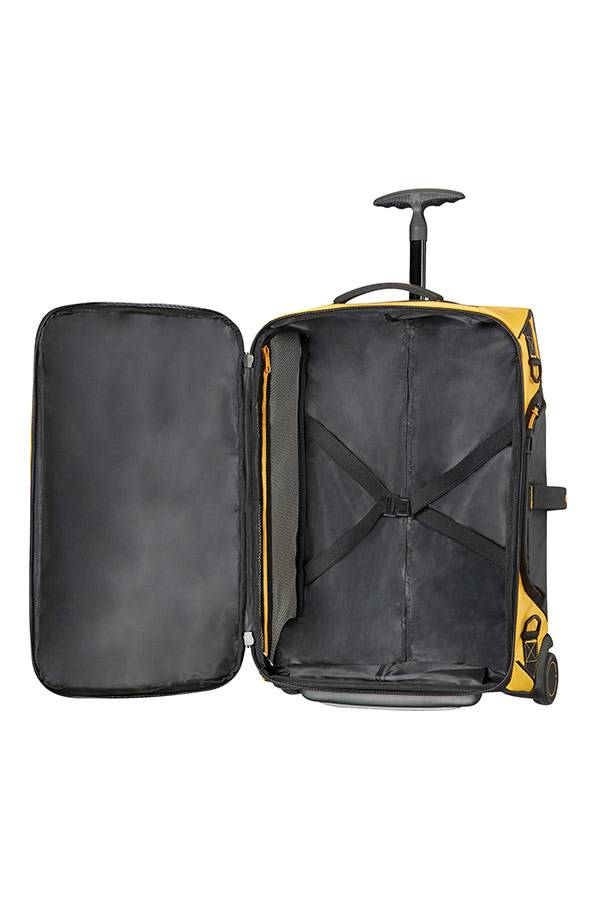 Samsonite Samsonite Paradiver Light 55 rugzaktrolley Duffel met wielen Yellow