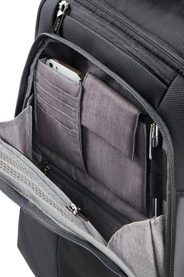 Samsonite Samsonite XBR Laptop Rugzak 15.6 inch Zwart