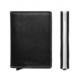 Secrid Secrid Slim Wallet Original Black pasjeshouder