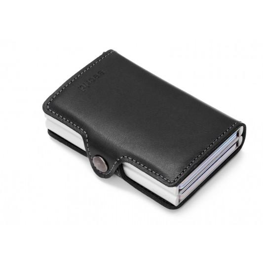 Secrid Secrid Twin Wallet Card Protector zwart pasjeshouder portemonnee dubbel
