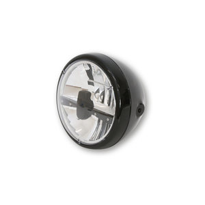 Highway Hawk 7 inch LED Headlamp RENO TYPE 3 Black H223-147