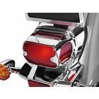 Highway Hawk Suzuki C800 Intruder Achterlicht Cover Chrome ABS 663-112