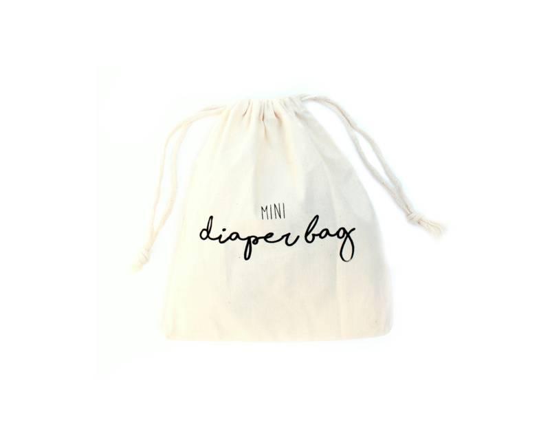 Product We Love: De mini diaperbag