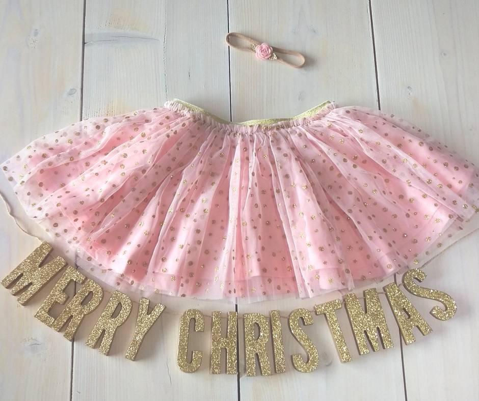 Deze sprookjesachtige kerstoutfit mag je niet missen!