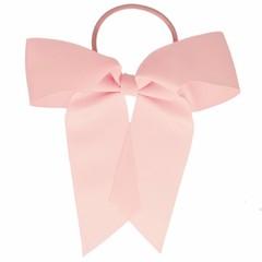Your Little Miss Haarstrik met elastiek roze