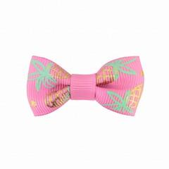 Your Little Miss Baby haarspeldje pink pineapple