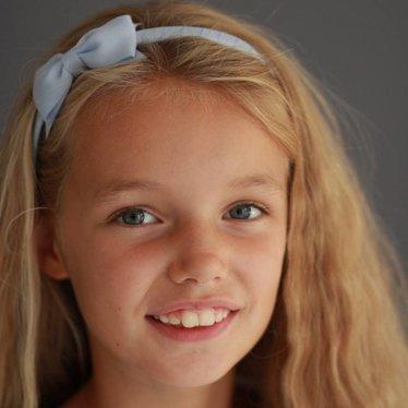 Your Little Miss Diadeem bluebell