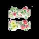 Your Little Miss Baby haarspeldjes flowers