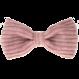 Your Little Miss Haarspeldje antique mauve rib