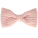Your Little Miss Haarspeldje soft pink rib