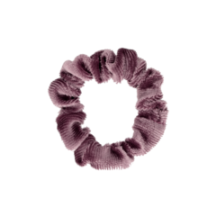 Your Little Miss Mini scrunchie mauve