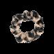 Your Little Miss Mini scrunchie leopard brown