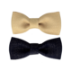 Your Little Miss Setje baby haarspeldjes met strik gold & navy shine