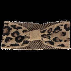 Your Little Miss Leopard hoofdband voor meisjes
