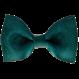 Your Little Miss Haarspeldje green sparkle