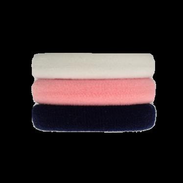 Your Little Miss Setje van 3 middelgrote elastiekjes basics