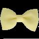 Your Little Miss Haarspeldje soft yellow